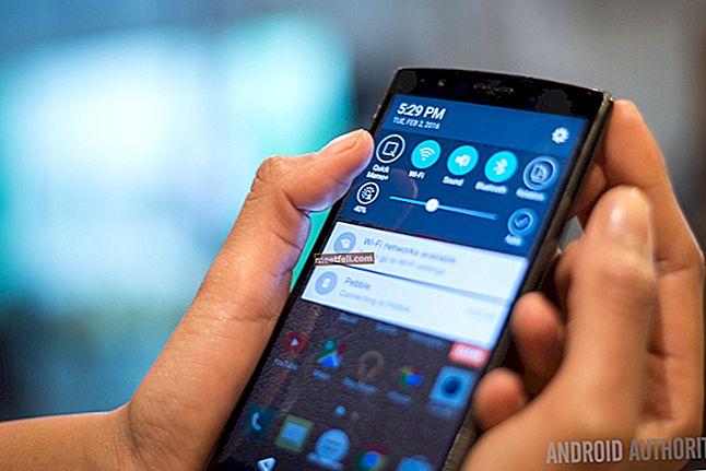 Як зробити знімок екрана на Android