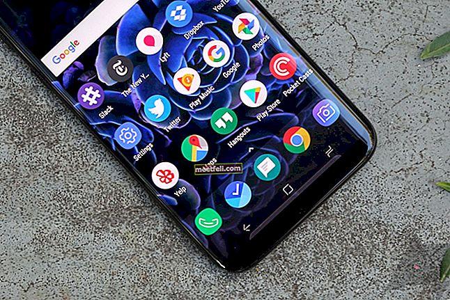 Cum se remediază Rotirea automată care nu funcționează pe Samsung Galaxy S8