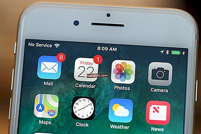 Så här fixar du ingen tjänst på iPhone - det enkla sättet