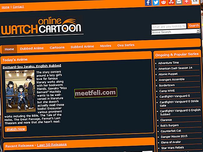 Var man kan se tecknade filmer online