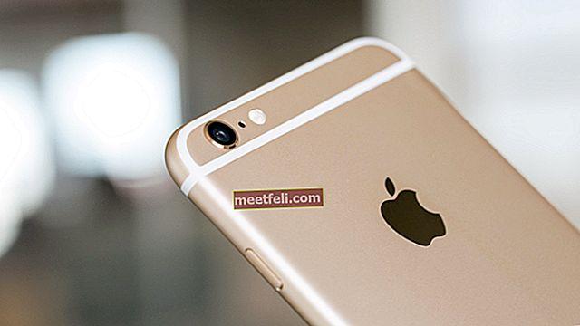 5 способів виправити випадковий вимкнення iPhone 6 Plus