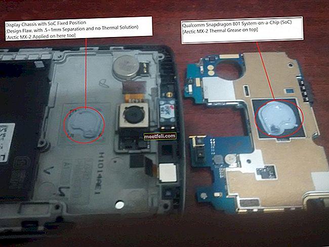 Cum să remediați problemele de supraîncălzire LG G3