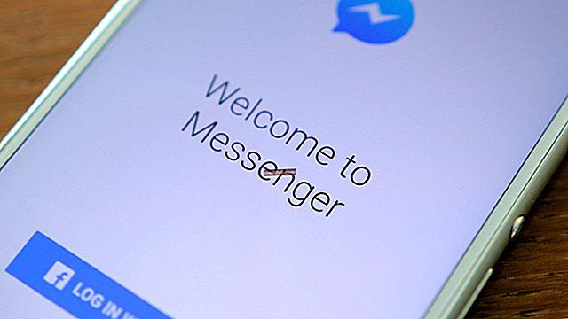 Facebook: Cara log keluar dari Messenger