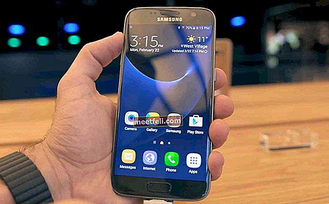 Hur man stänger av S Voice på Samsung Galaxy S7 och S7 Edge