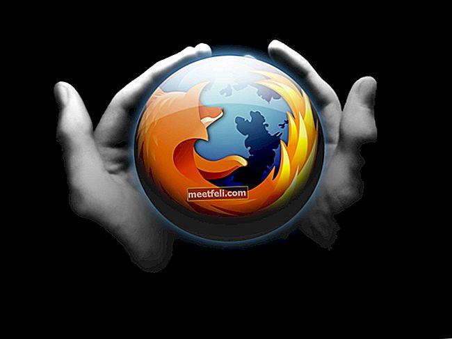 Як увійти в режим анонімного перегляду в Mozilla Firefox