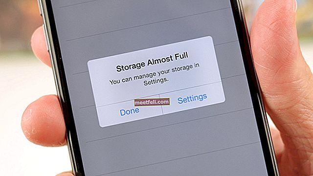 5 sätt att fixa iPhone 5-lagring är fullt problem