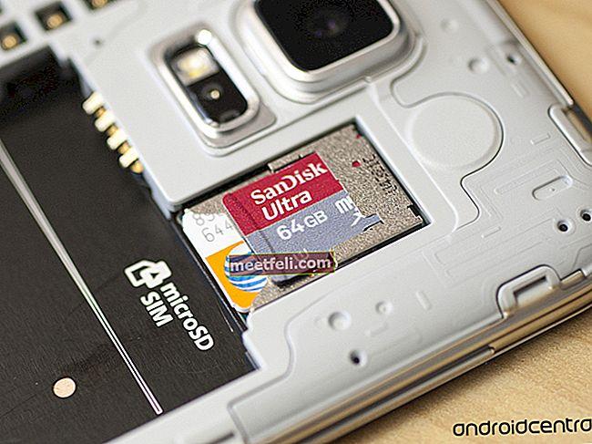 Как да премествате файлове на SD карта на Samsung Galaxy S5
