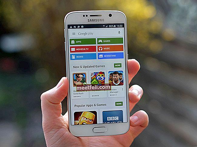 Topp 10 bästa appar för Galaxy S6