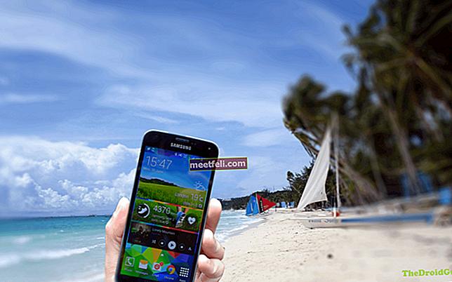 Hur fixar du lagproblem på Samsung Galaxy S5
