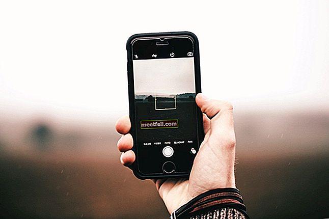Cum să remediați camera iPhone nu va focaliza