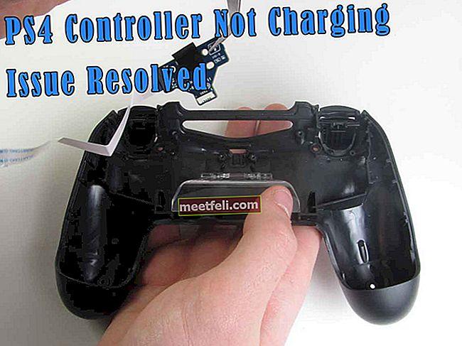 Можливі виправлення для контролера PS4, який не заряджається