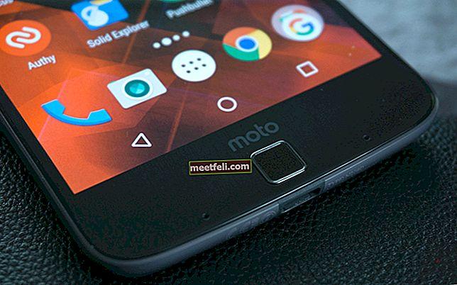 Cara Memperbaiki Masalah Wi-Fi Motorola Moto Z