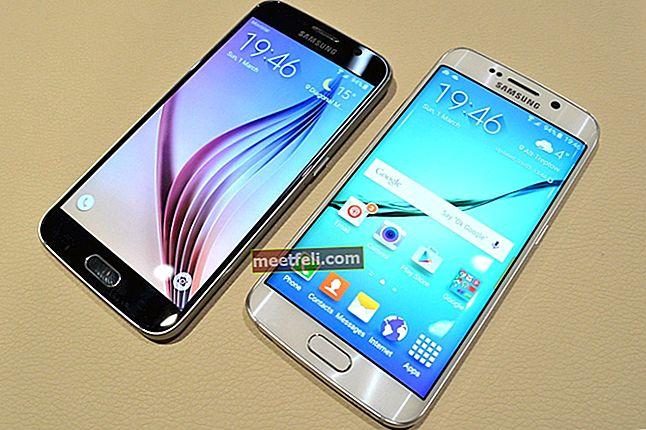 Hur du löser problemet med Samsung Galaxy S6-batterilivslängd