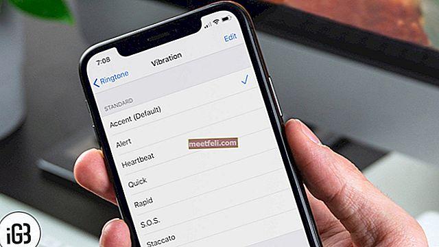 İPhone'da Titreşim Çalışmıyor - Nasıl Onarılır