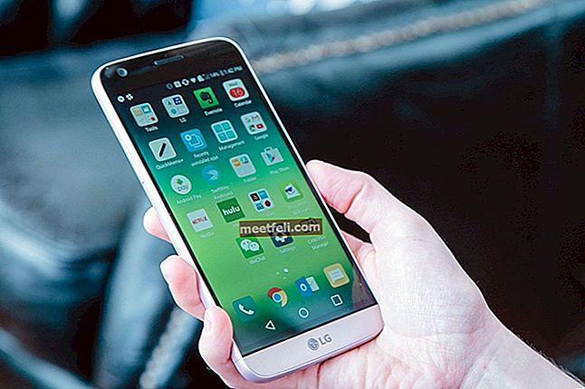 LG G5 Hızlı Şarj Düzgün Çalışmıyor