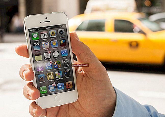 IPhone E-postalarının Gönderilmemesi Nasıl Onarılır