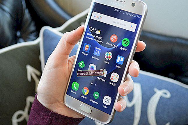 Så här fixar du Samsung Galaxy S7 kraft- och volymknappar som inte fungerar