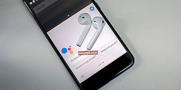 Så här fixar du Galaxy Note 8 Bluetooth-problem