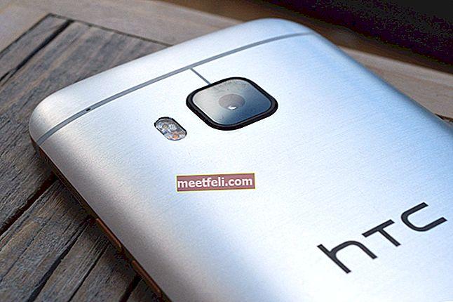 Hur du löser HTC One M9 långsamt laddningsproblem