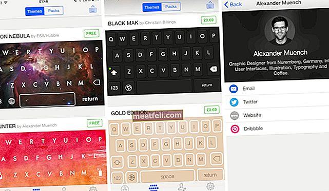 De bästa bästa tangentbordsprogrammen för iPhone 6