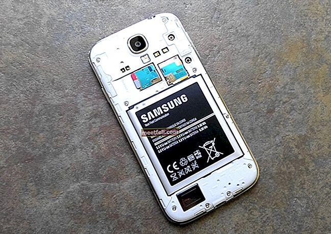 Så här fixar du problem med Samsung Galaxy S9 SD-kort