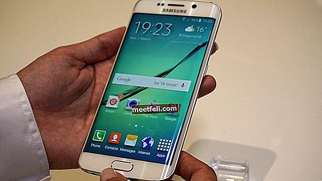 Hur man använder Samsung Galaxy S6 Quick Connect
