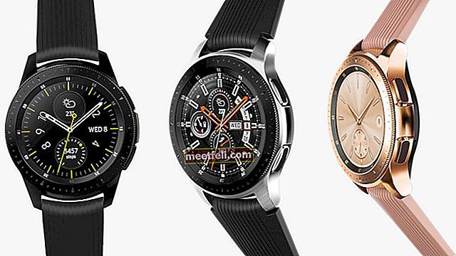 Samsung Galaxy Watch (Gear S4): Inte för mycket förändring från sin föregångare