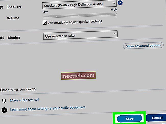Hur man fixar Skype inget ljudproblem