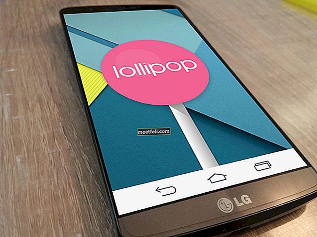 Как да инсталирате Android 5.0 Lollipop на LG G3