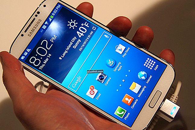Как да коригирам проблема с Samsung Galaxy S4 Wi-Fi след актуализиране на 4.4.2