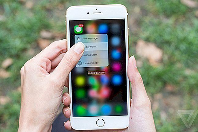 Как да поправим 3D Touch, който не работи на iPhone 6S Plus