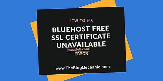 Как да коригирам грешка в SSL сертификата във Facebook