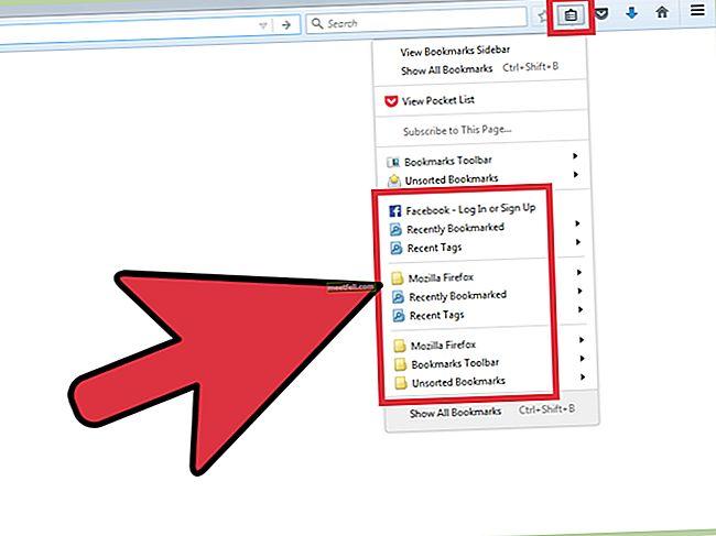 Vad ska jag göra om bokmärkena försvann från Mozilla Firefox