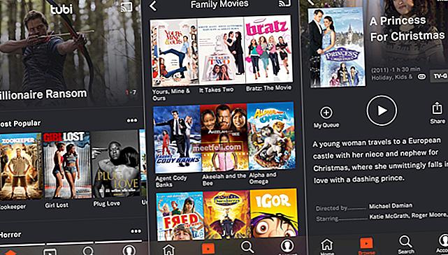 Aplikasi Terbaik Terbaik Untuk Menstrim Filem Dan Rancangan TV di Android