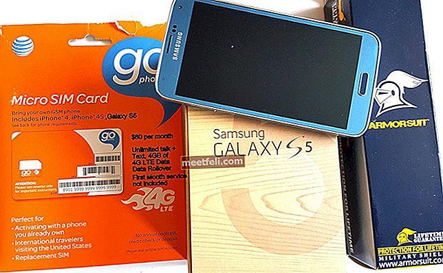Samsung Galaxy S4 APN Straight Talk-inställningar