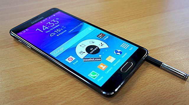 Як продовжити термін служби батареї Galaxy Note 4