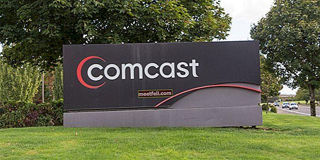 Как да анулирам вашата услуга Comcast?