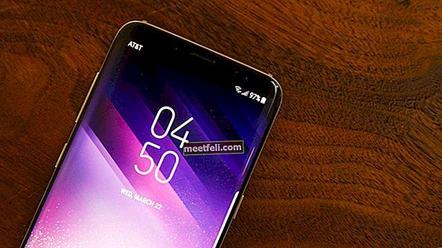 Så här startar du om en fryst Samsung Galaxy S8