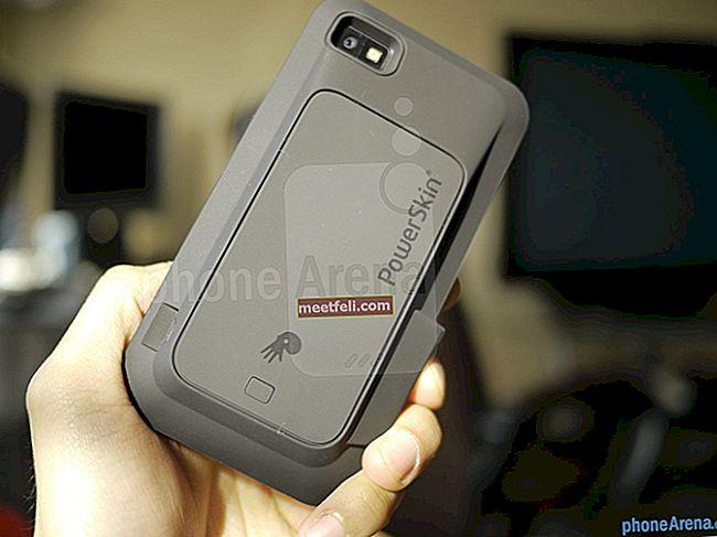 Hur du fixar BlackBerry Z10 batteri dör vid 30-15%