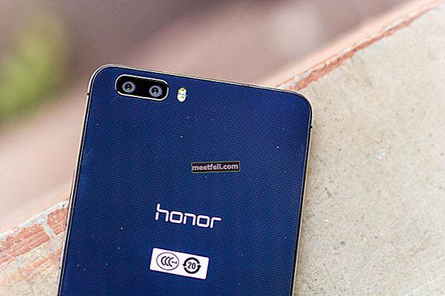 Vanliga Huawei Honor 6-problem och deras korrigeringar