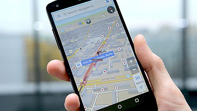 Cele mai bune aplicații GPS Android