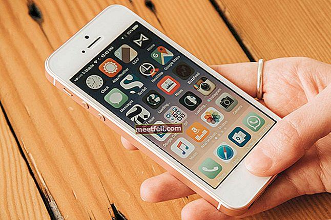 iPhone SE Загальні проблеми та виправлення