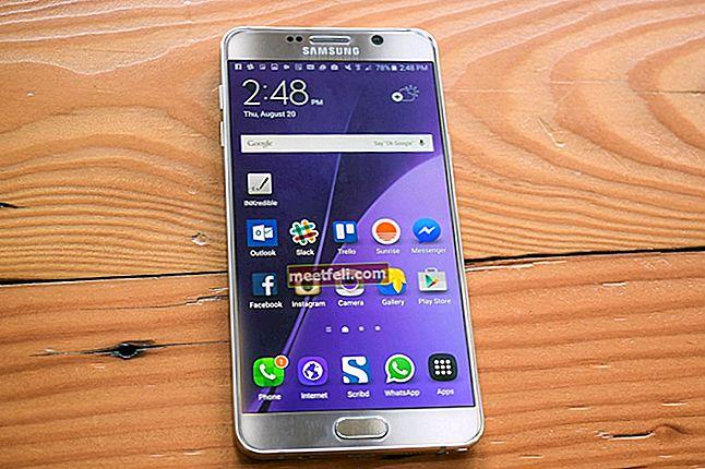 Загальні проблеми Samsung Galaxy Note 5 та способи їх усунення
