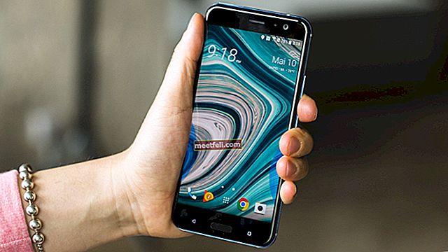 Masalah Umum HTC U11 Dan Perbaikannya