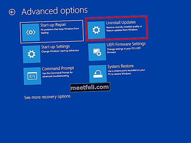 Så här rullar du tillbaka byggnader och avinstallerar uppdateringar på Windows 10