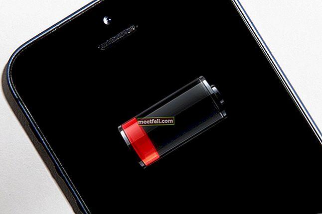 5 способів виправити відсоток акумулятора, який не відображається на IPhone