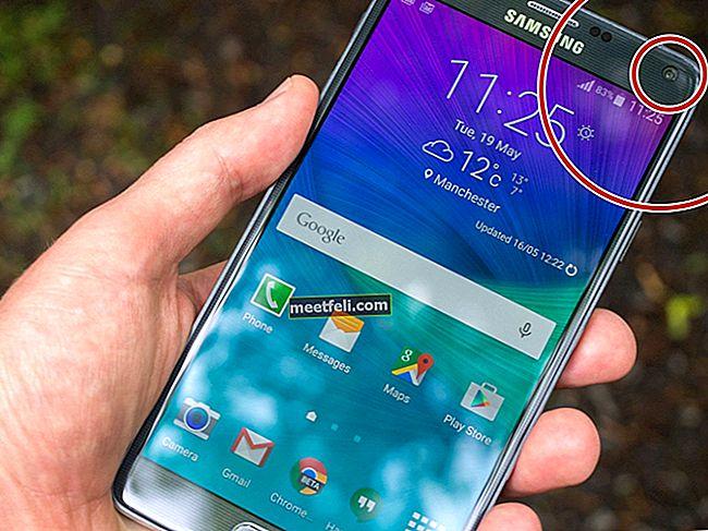 """Як виправити """"На жаль, контакти перестали працювати"""" на Samsung Galaxy Note 4"""
