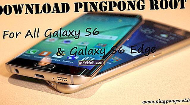 Як укорінити Verizon Galaxy S6 Edge G925V без відключення Нокса за допомогою PingPong