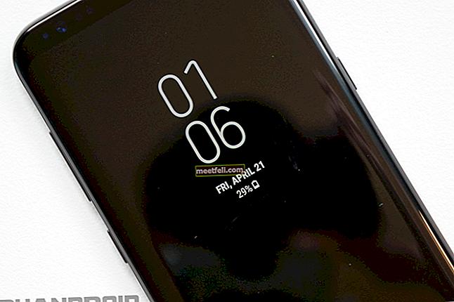 Випадковий перезапуск Samsung Galaxy S8 - як це виправити