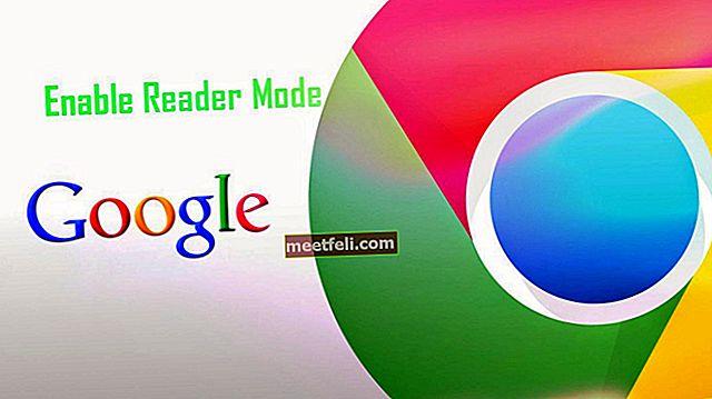 Як активувати режим читання в Google Chrome